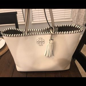 Large McGraw Whipstitch Tote